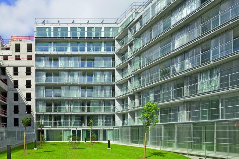 巴黎乌尔克饶勒斯学生及社会住房-巴黎乌尔克饶勒斯学生及社会住房第5张图片