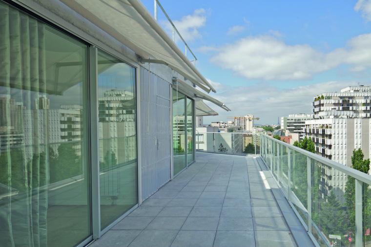 巴黎乌尔克饶勒斯学生及社会住房-巴黎乌尔克饶勒斯学生及社会住房第6张图片