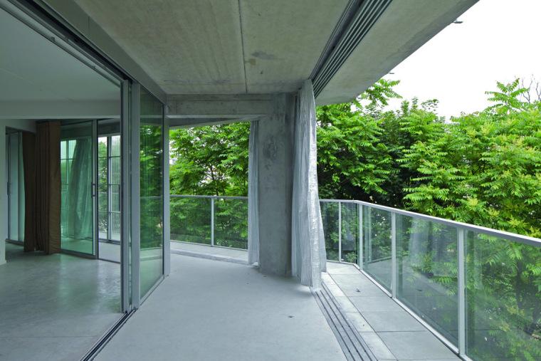 巴黎乌尔克饶勒斯学生及社会住房-巴黎乌尔克饶勒斯学生及社会住房第8张图片