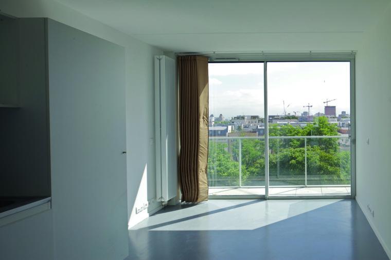 巴黎乌尔克饶勒斯学生及社会住房-巴黎乌尔克饶勒斯学生及社会住房第10张图片