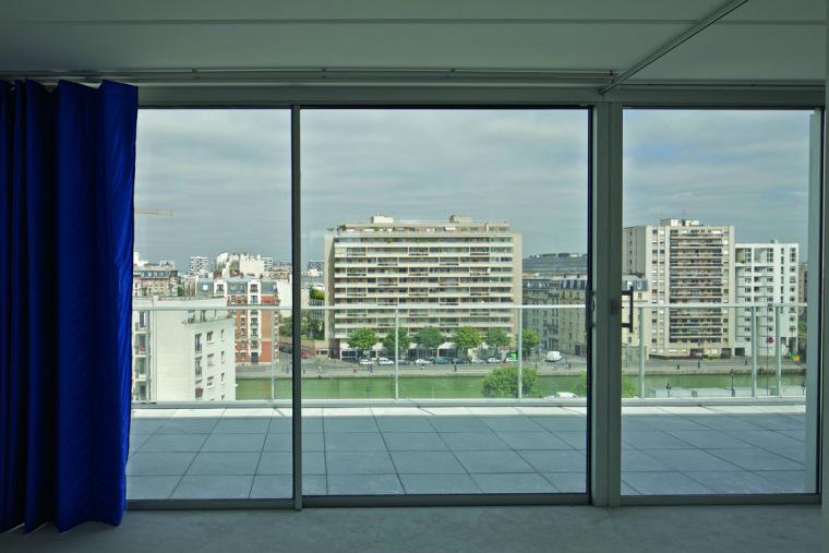巴黎乌尔克饶勒斯学生及社会住房-巴黎乌尔克饶勒斯学生及社会住房第12张图片
