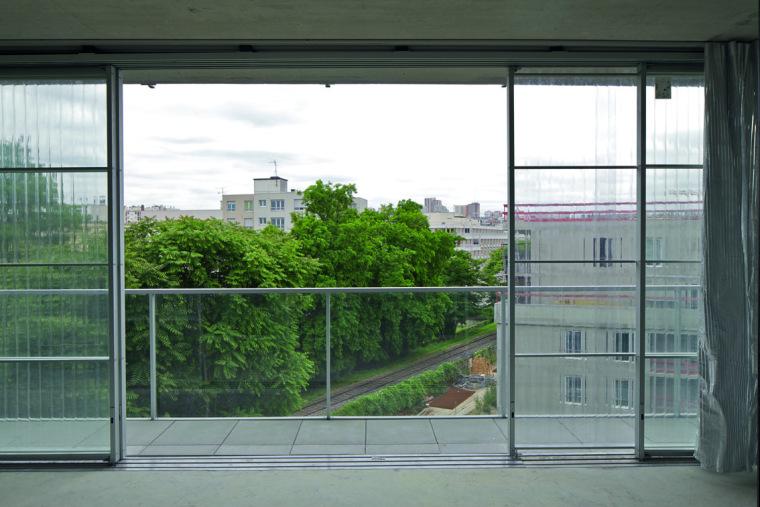 巴黎乌尔克饶勒斯学生及社会住房-巴黎乌尔克饶勒斯学生及社会住房第15张图片