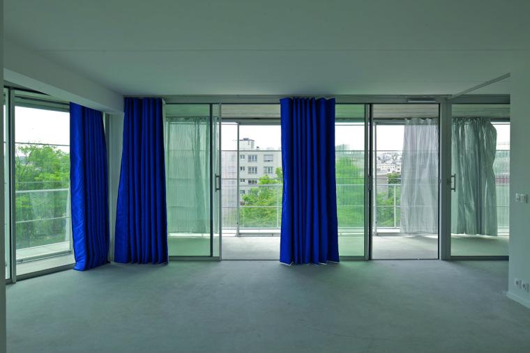 巴黎乌尔克饶勒斯学生及社会住房-巴黎乌尔克饶勒斯学生及社会住房第21张图片