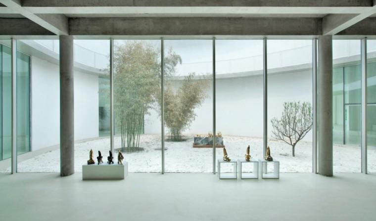 北京树美术馆内部局部图-北京树美术馆第4张图片