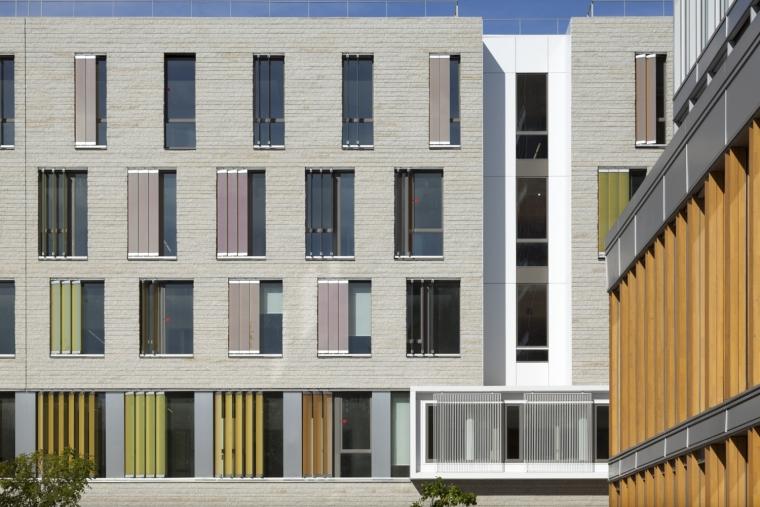 法国 Archipel Habitat总部办公楼-法国 Archipel Habitat总部办公楼第6张图片