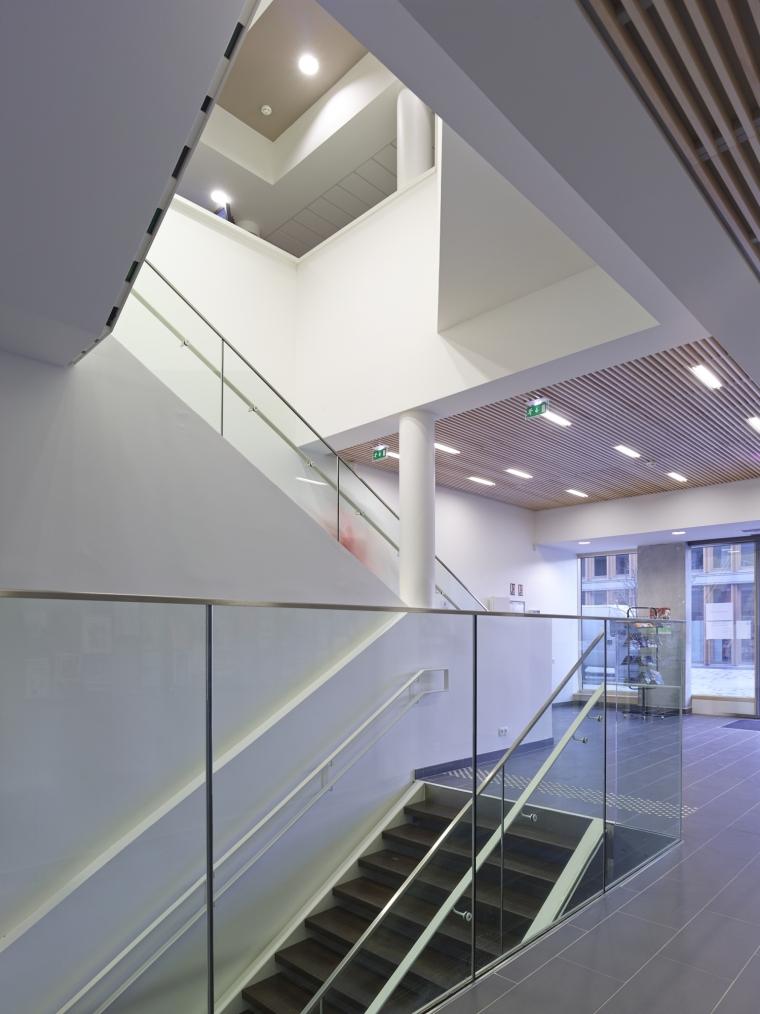 法国 Archipel Habitat总部办公楼-法国 Archipel Habitat总部办公楼第8张图片