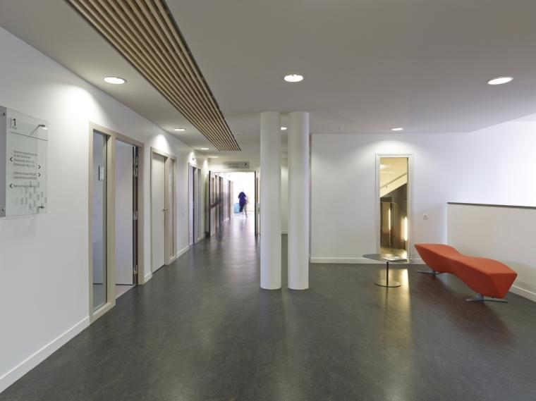 法国 Archipel Habitat总部办公楼-法国 Archipel Habitat总部办公楼第11张图片