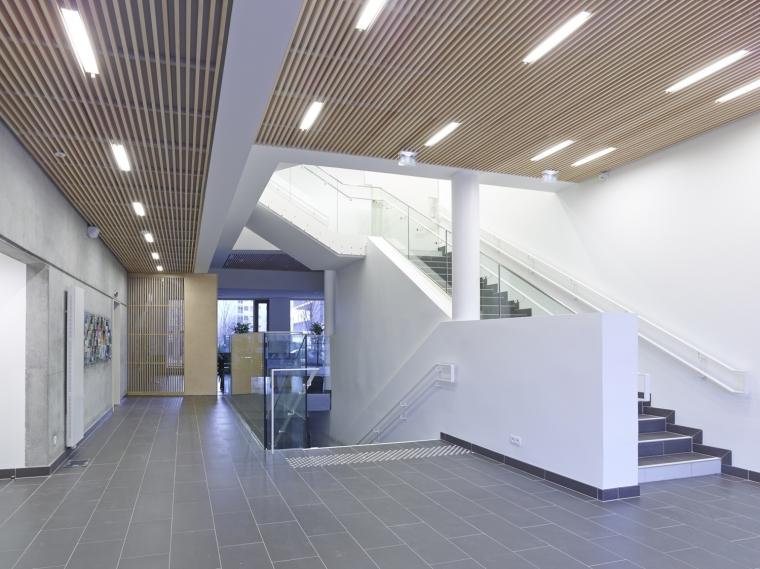 法国 Archipel Habitat总部办公楼-法国 Archipel Habitat总部办公楼第12张图片