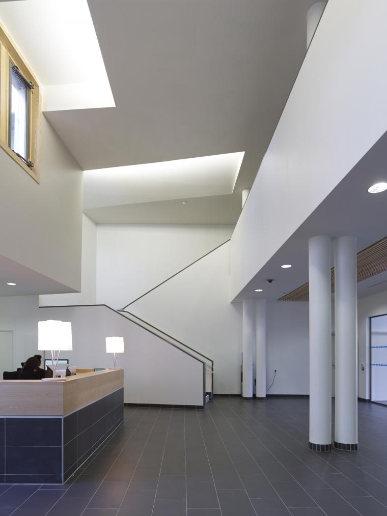 法国 Archipel Habitat总部办公楼-法国 Archipel Habitat总部办公楼第13张图片