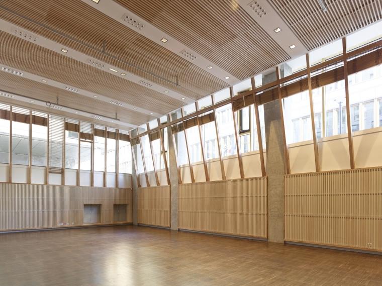 法国 Archipel Habitat总部办公楼-法国 Archipel Habitat总部办公楼第14张图片