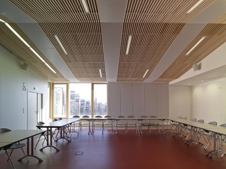 法国 Archipel Habitat总部办公楼-法国 Archipel Habitat总部办公楼第15张图片