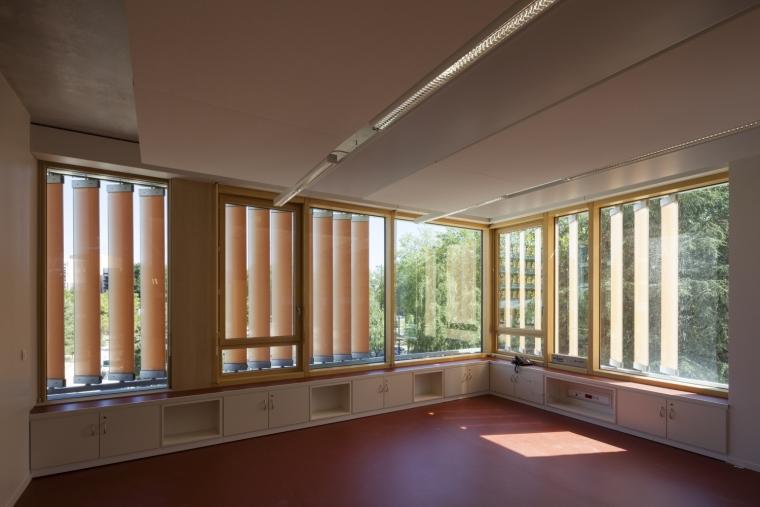 法国 Archipel Habitat总部办公楼-法国 Archipel Habitat总部办公楼第16张图片