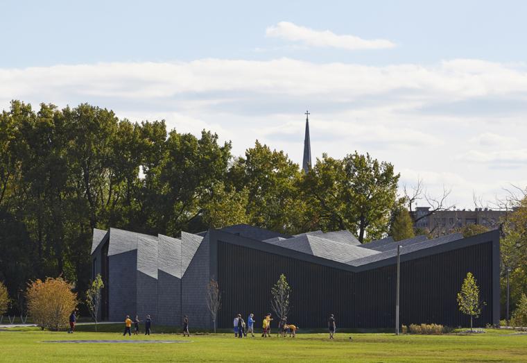 芝加哥克拉克公园WMS船屋外观图-芝加哥克拉克公园WMS船屋第4张图片
