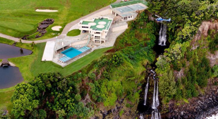 夏威夷拍卖的流水住宅外观图-夏威夷拍卖的流水住宅第3张图片