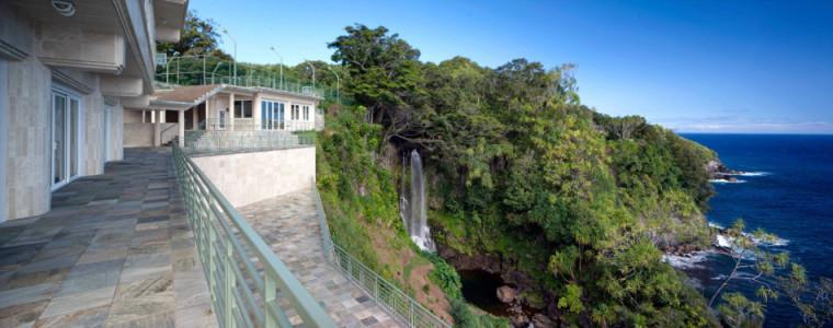 夏威夷拍卖的流水住宅外部局部图-夏威夷拍卖的流水住宅第6张图片