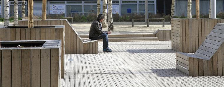 巴黎四季广场外部街道图-巴黎四季广场第4张图片