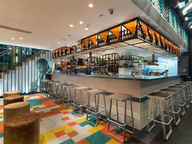 墨尔本的Bluetrain咖啡屋第1张图片