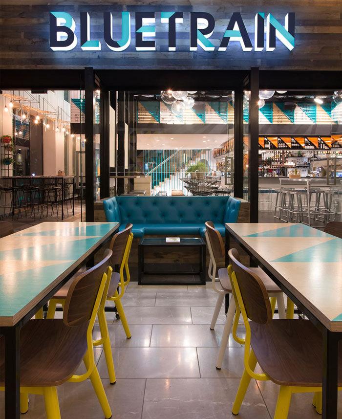 墨尔本的Bluetrain咖啡屋外观图-墨尔本的Bluetrain咖啡屋第2张图片