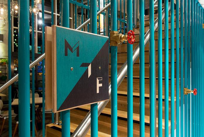 墨尔本的Bluetrain咖啡屋室内细节-墨尔本的Bluetrain咖啡屋第6张图片