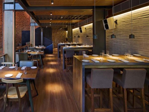 印度LOFT38音乐主题餐厅