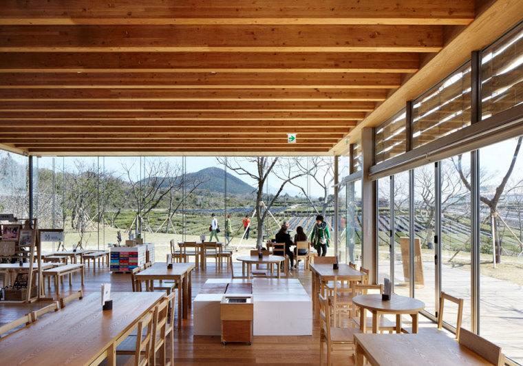 济州岛茶石博物馆及茶室-济州岛茶石博物馆及茶室第9张图片