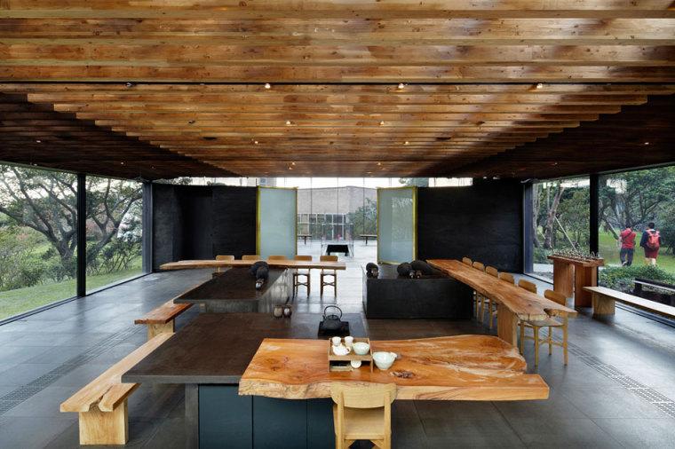 济州岛茶石博物馆及茶室-济州岛茶石博物馆及茶室第10张图片