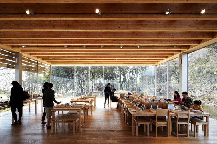 济州岛茶石博物馆及茶室-济州岛茶石博物馆及茶室第12张图片