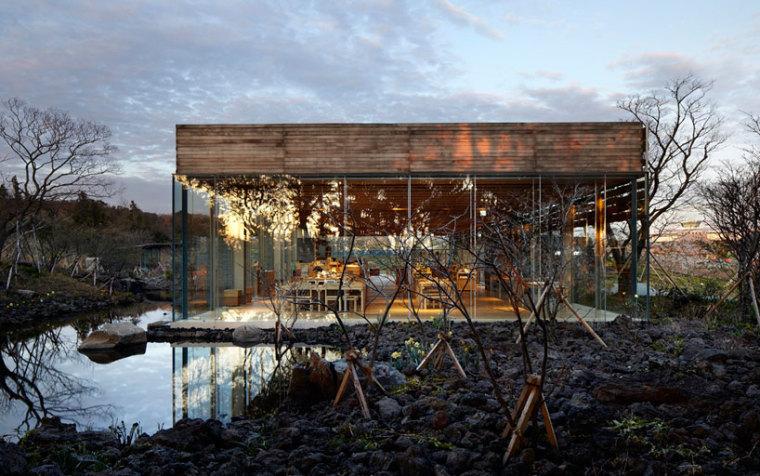 济州岛茶石博物馆及茶室-济州岛茶石博物馆及茶室第22张图片