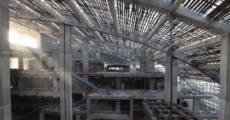 天津河畔66建筑施工图-天津河畔66建筑第4张图片