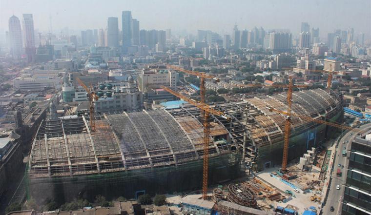 天津河畔66建筑施工图-天津河畔66建筑第3张图片
