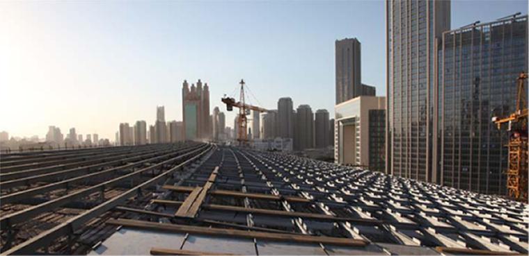 天津河畔66建筑施工图-天津河畔66建筑第5张图片
