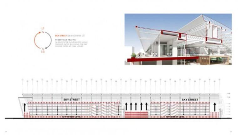 天津河畔66建筑图解-天津河畔66建筑第8张图片