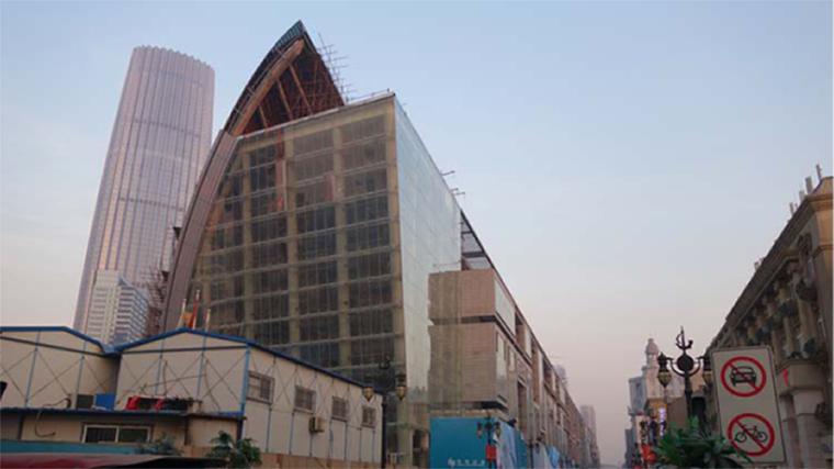 天津河畔66建筑-天津河畔66建筑第6张图片