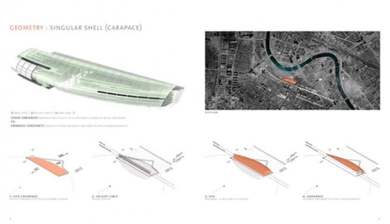 天津河畔66建筑图解-天津河畔66建筑第9张图片