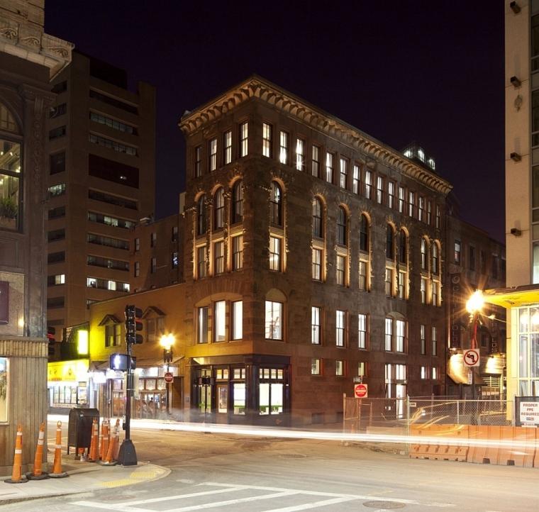 波士顿旧写字楼改造-波士顿旧写字楼改造第20张图片