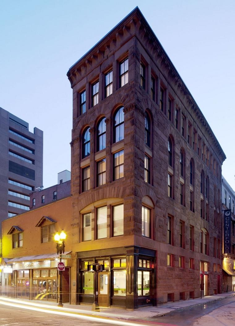 波士顿旧写字楼改造-波士顿旧写字楼改造第19张图片
