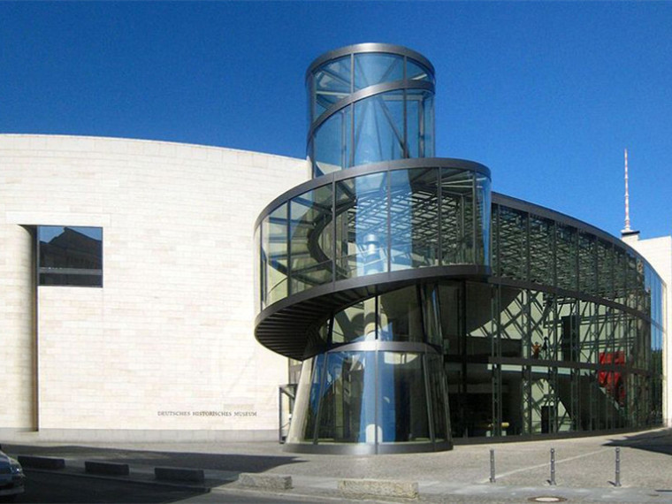 ICADE总理府新办资料下载-德国历史博物馆