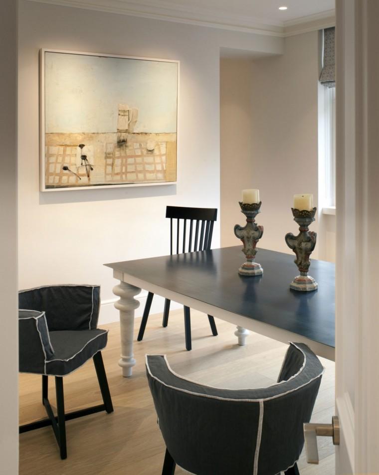 伦敦Queens Gate公寓室内房间局部-伦敦Queens Gate公寓第3张图片