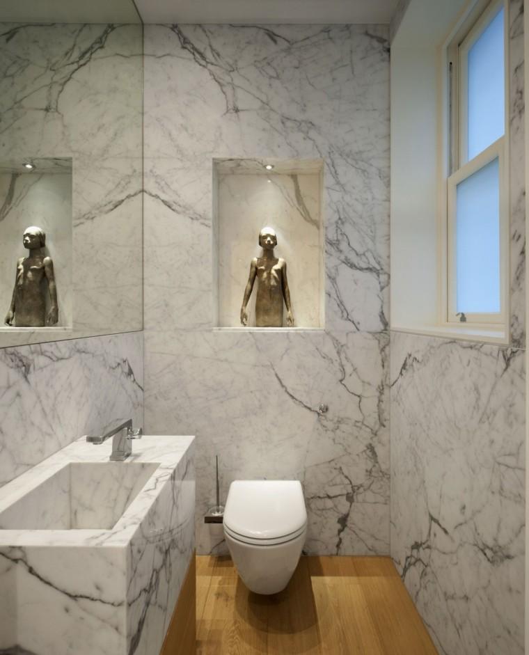 伦敦Queens Gate公寓室内浴室局部-伦敦Queens Gate公寓第6张图片