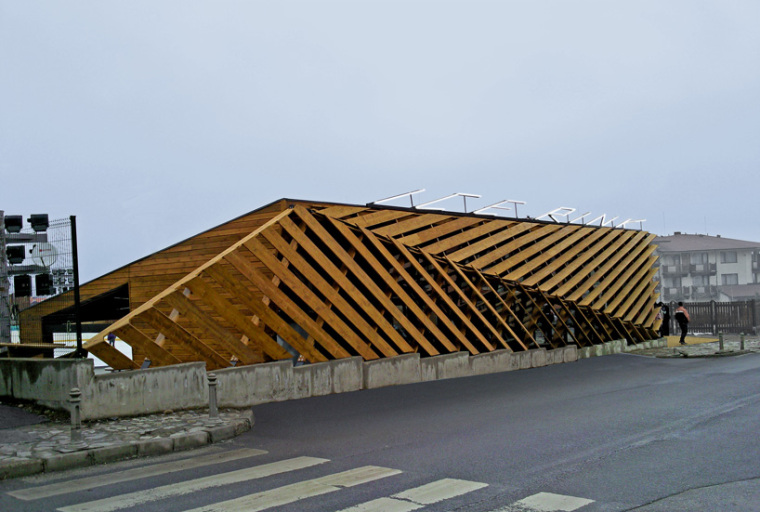 保加利亚滑雪场改建外观图-保加利亚滑雪场改建第3张图片