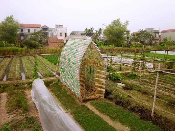 越南蔬菜育苗大棚外观图-越南蔬菜育苗大棚第2张图片