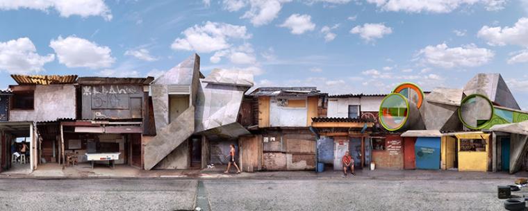 西班牙现实主义抗灾建筑-西班牙现实主义抗灾建筑第8张图片