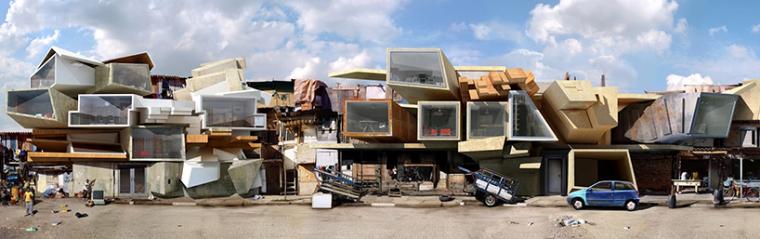 西班牙现实主义抗灾建筑-西班牙现实主义抗灾建筑第7张图片