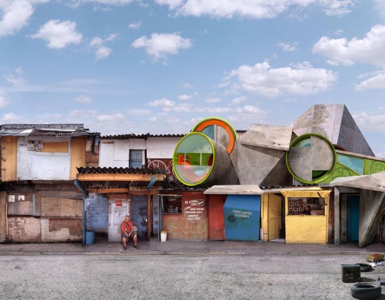 西班牙现实主义抗灾建筑-西班牙现实主义抗灾建筑第9张图片