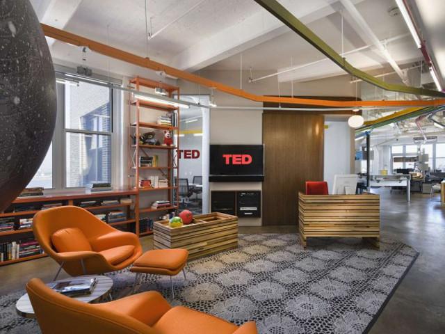 纽约TED 会议室