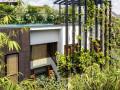 新加坡垂直花园住宅景观
