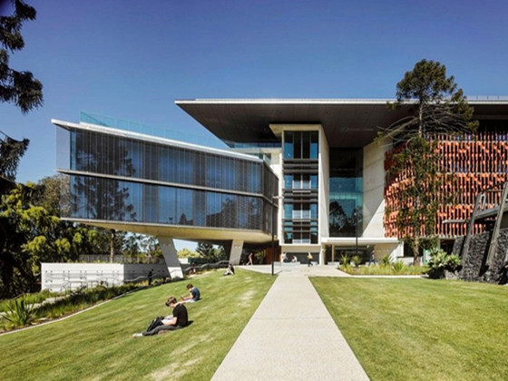 昆士兰大学工程学院新科研大楼