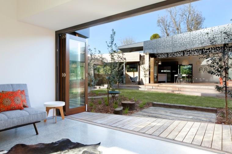 澳大利亚Balnarring 住宅内部局部-澳大利亚Balnarring 住宅第4张图片