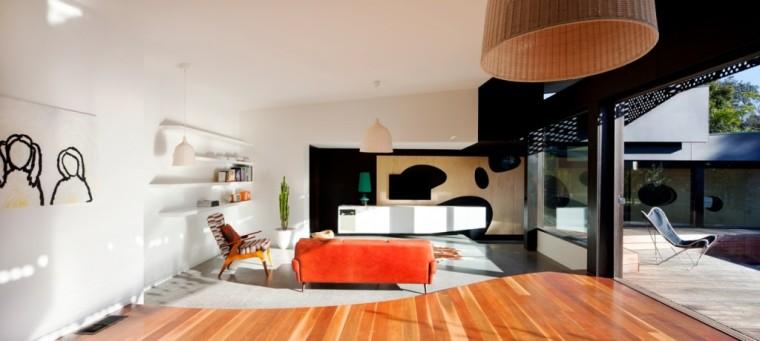 澳大利亚Balnarring 住宅内部局部-澳大利亚Balnarring 住宅第5张图片
