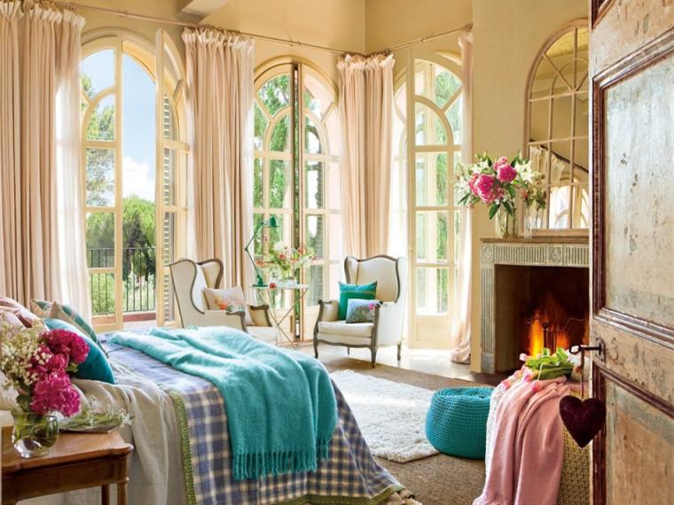 唯美的卧室